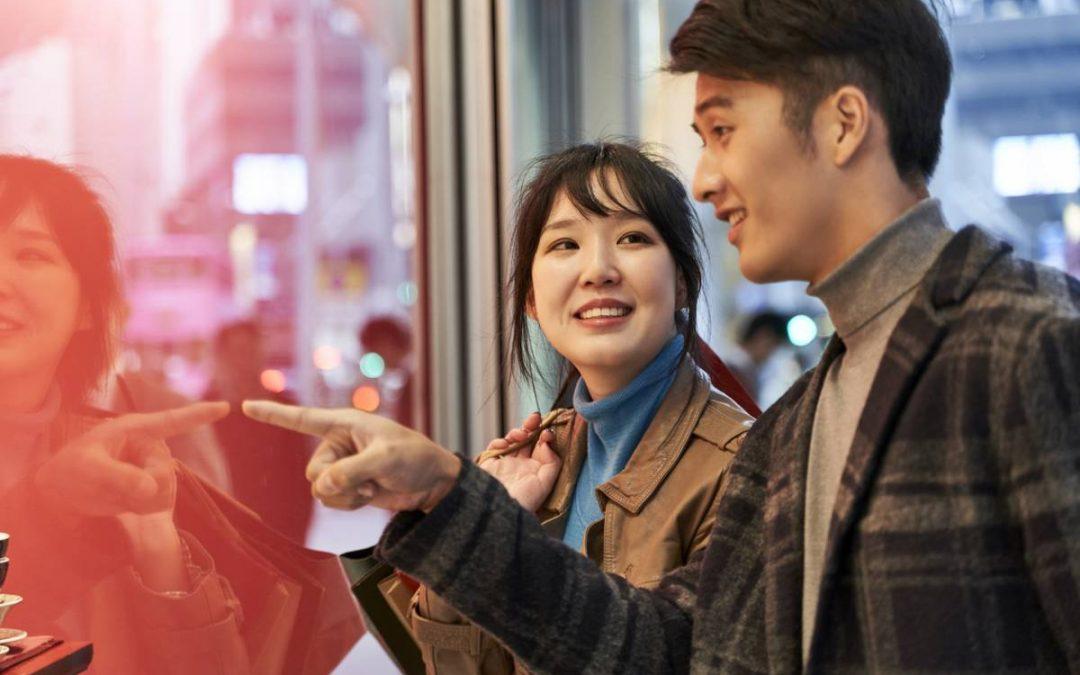 Comment réussir votre communication sur vitrine ?